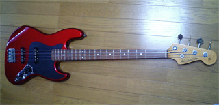 TOKAI Jazz Bass